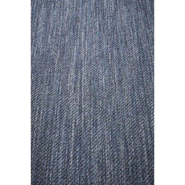 Desso Denim 242.132 vloerkleed 200x300 blind banderen rafel