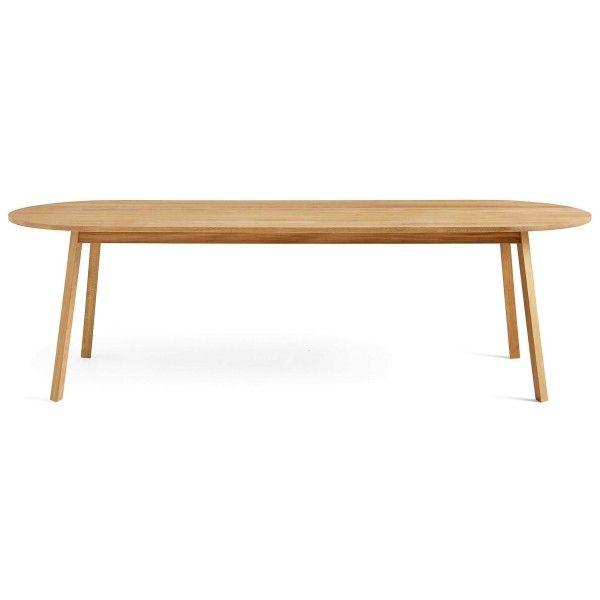 Hay Triangle Leg tafel 250x85