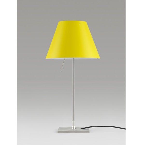 Luceplan Costanzina tafellamp aluminium