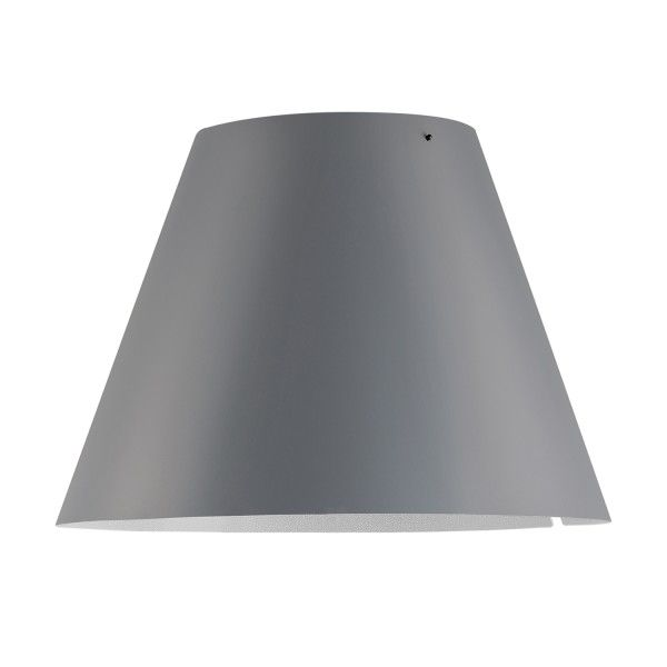 Luceplan Costanzina Radieuse lampenkap concrete grey