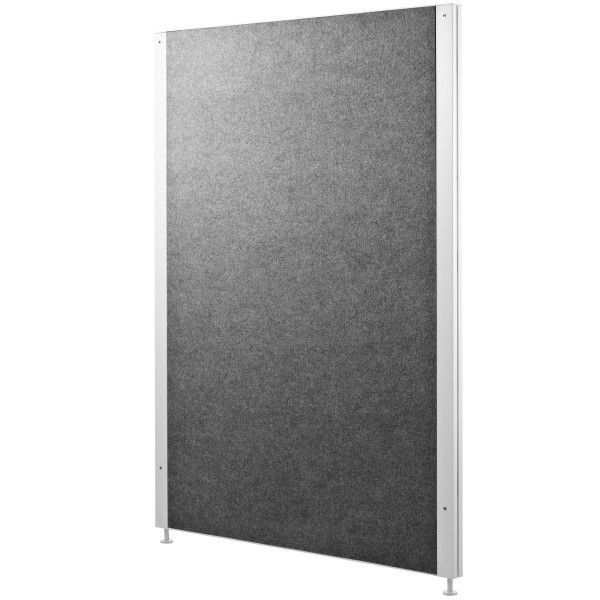 String Free Standing Shelf with Sound Absorbing Felt