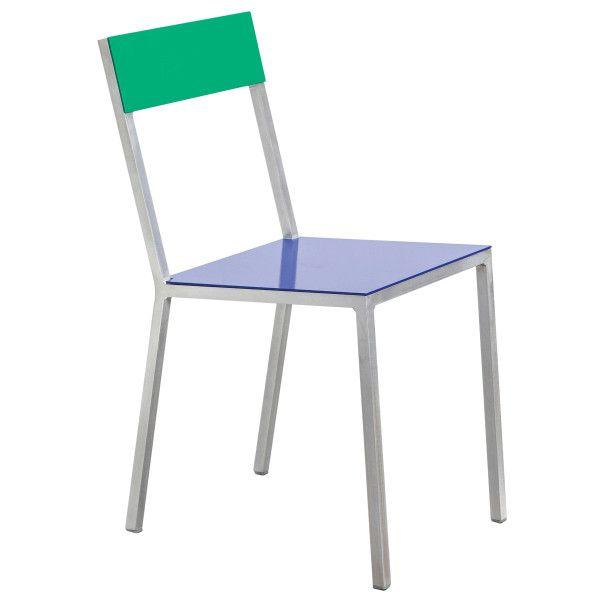 Valerie Objects Alu Chair stoel