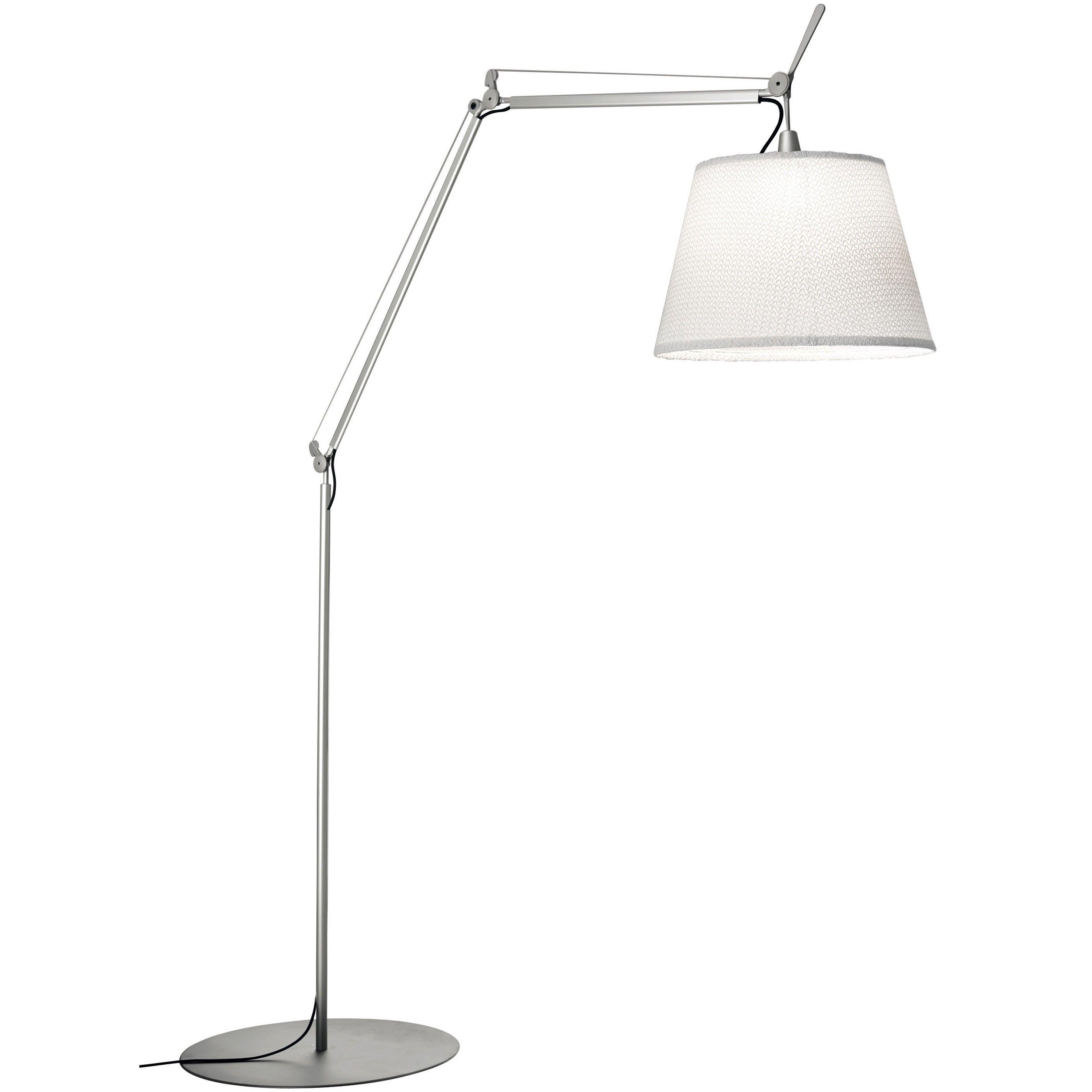Artemide Tolomeo Vloerlamp.Artemide Tolomeo Paralume Outdoor Vloerlamp Led