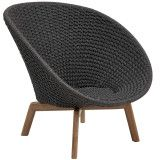 Cane-Line Peacock lounge fauteuil