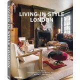 teNeues Living in Style London tafelboek