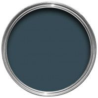 Farrow & Ball Hout- en metaalverf buiten Hague Blue (30)