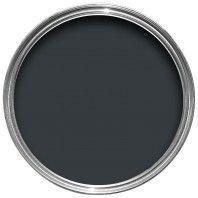 Farrow & Ball Krijtverf Black Blue (95)