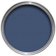 Farrow & Ball Hout- en metaalverf binnen Drawing Room Blue (253)