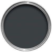 Farrow & Ball Hout- en metaalverf binnen Off-Black (57)