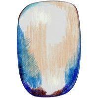 Moooi Carpets Scribble Blue Grey Beige vloerkleed 200x300
