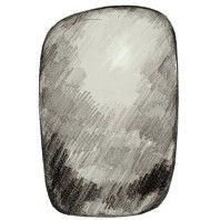 Moooi Carpets Scribble Grey vloerkleed 200x300