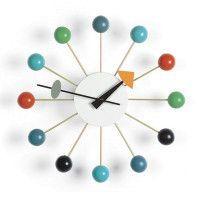 Vitra Outlet - Ball Clock klok multi colour