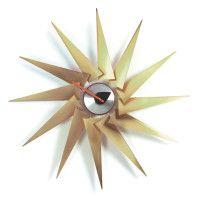 Vitra Turbine Clock klok