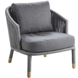 Cane-Line Moments fauteuil