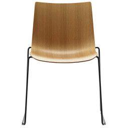 Carl Hansen & Son Preludia Sled stoel