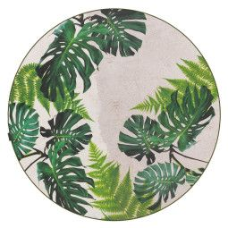 Tarkett Leaves Tropical vloerkleed vinyl 196