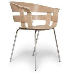 Design House Stockholm Wick Tube stoel