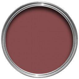 Farrow & Ball Hout- en metaalverf binnen Eating Room Red (43)