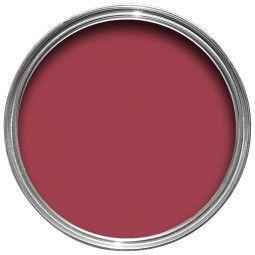 Farrow & Ball Hout- en metaalverf binnen Rectory Red (217)