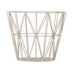 Ferm Living Wire Basket opbergmand small