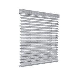 Flinders Aluminium jaloezie beton grijs