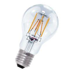 Flinders LED lichtbron A60 filament E27 8W Dim-to-warm