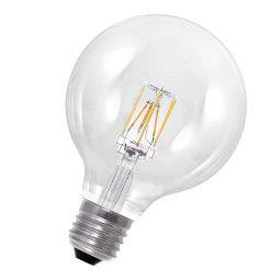 Flinders LED lichtbron G125 filament E27 8W Dim-to-warm