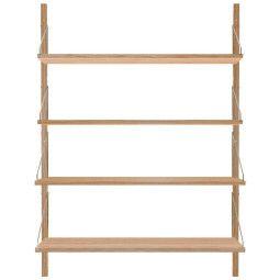 Frama Shelf Library H1148 Single wandkast
