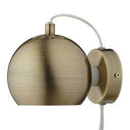 Frandsen Ball wandlamp Metallic