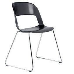 Fritz Hansen BH21 Pair Chair stapelbare stoel