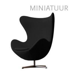 Fritz Hansen Egg Chair miniatuur
