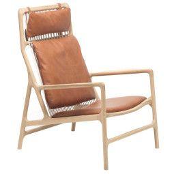 Gazzda Dedo lounge chair
