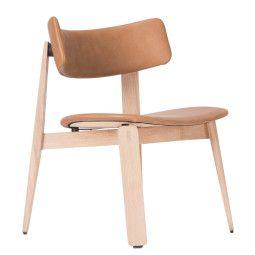 Gazzda Nora lounge stoel