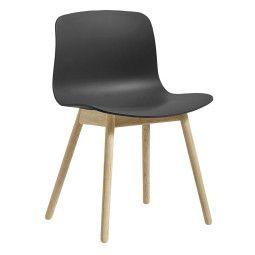 Hay About a Chair AAC12 stoel met gezeept onderstel