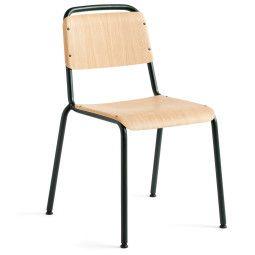 Hay Halftime Colour stapelbare stoel