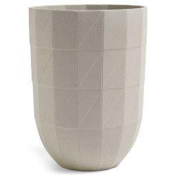 Hay Paper Porcelain Vaas L
