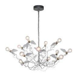 Ingo Maurer Birdie hanglamp halo met transparante draden