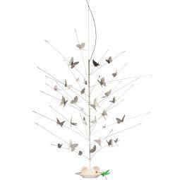 Ingo Maurer La festa delle farfalle hanglamp