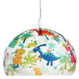Kartell FL/Y Kids Dinosaurus hanglamp large