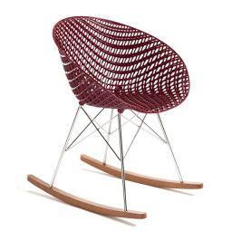 Kartell Matrix schommelstoel