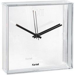 Kartell Tic & Tac klok