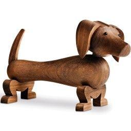 Kay Bojesen Dog speelgoed