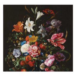 KEK Amsterdam Golden Age Flowers V behang