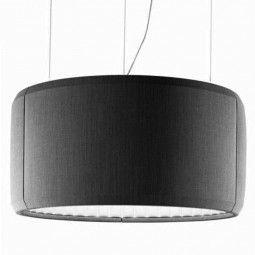 Luceplan Silenzio akoestische hanglamp 90cm LED 2700K