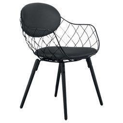 Magis Piña Armchair stoel met klein rugkussen
