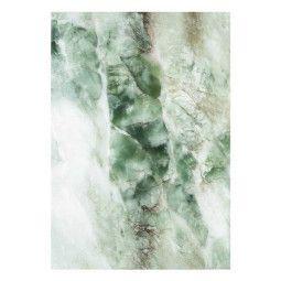 KEK Amsterdam Marble Green behang