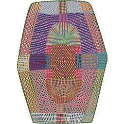 Moooi Carpets Magic Marker Freaky vloerkleed 395x288