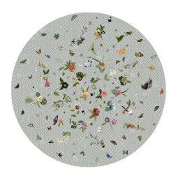 Moooi Carpets Garden of Eden Round Netting vloerkleed 250