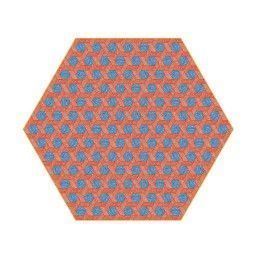 Moooi Carpets Hexagon vloerkleed 290x250