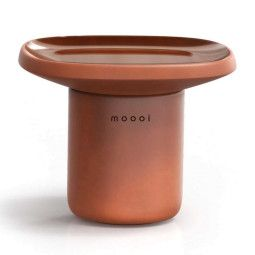 Moooi Obon Table Square high bijzettafel